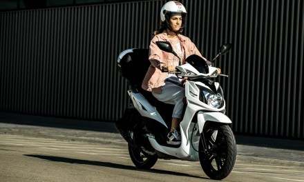 SYM, la única marca de scooters del top 10 que aumentó sus ventas en febrero