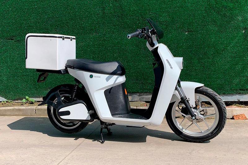 Ciclomotor eléctrico Wellta Taiga