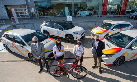 Toyota, patrocinador de la Real Federación Española de Ciclismo