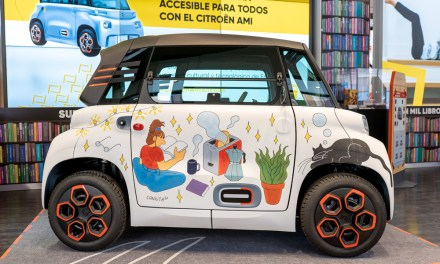 El Citroën Ami, ya a la venta en Fnac