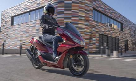 Las matriculaciones de motos caen un 24,4% en agosto respecto a 2020