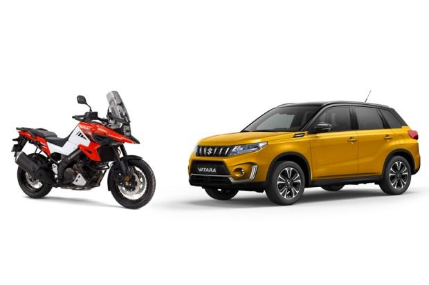 Suzuki VITARA vs Suzuki V-STROM 1050