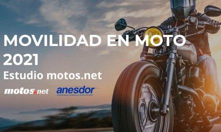 motos.net y ANESDOR  presentan el estudio Movilidad en Moto 2021