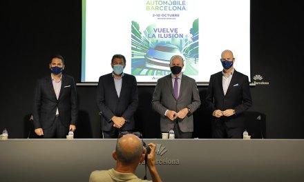 Automobile Barcelona será el salón europeo con más marcas