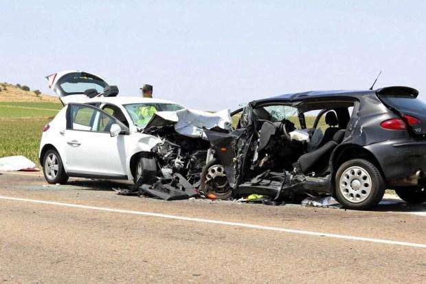 Víctimas accidentes de tráfico