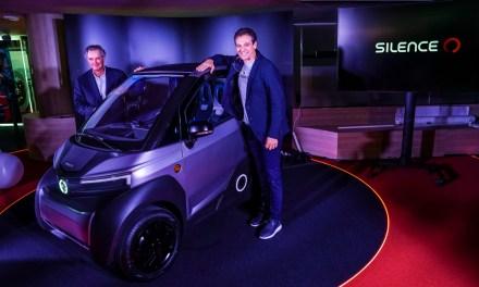 Silence lanza su primer coche eléctrico: el S04, un vehículo urbano de dimensiones reducidas