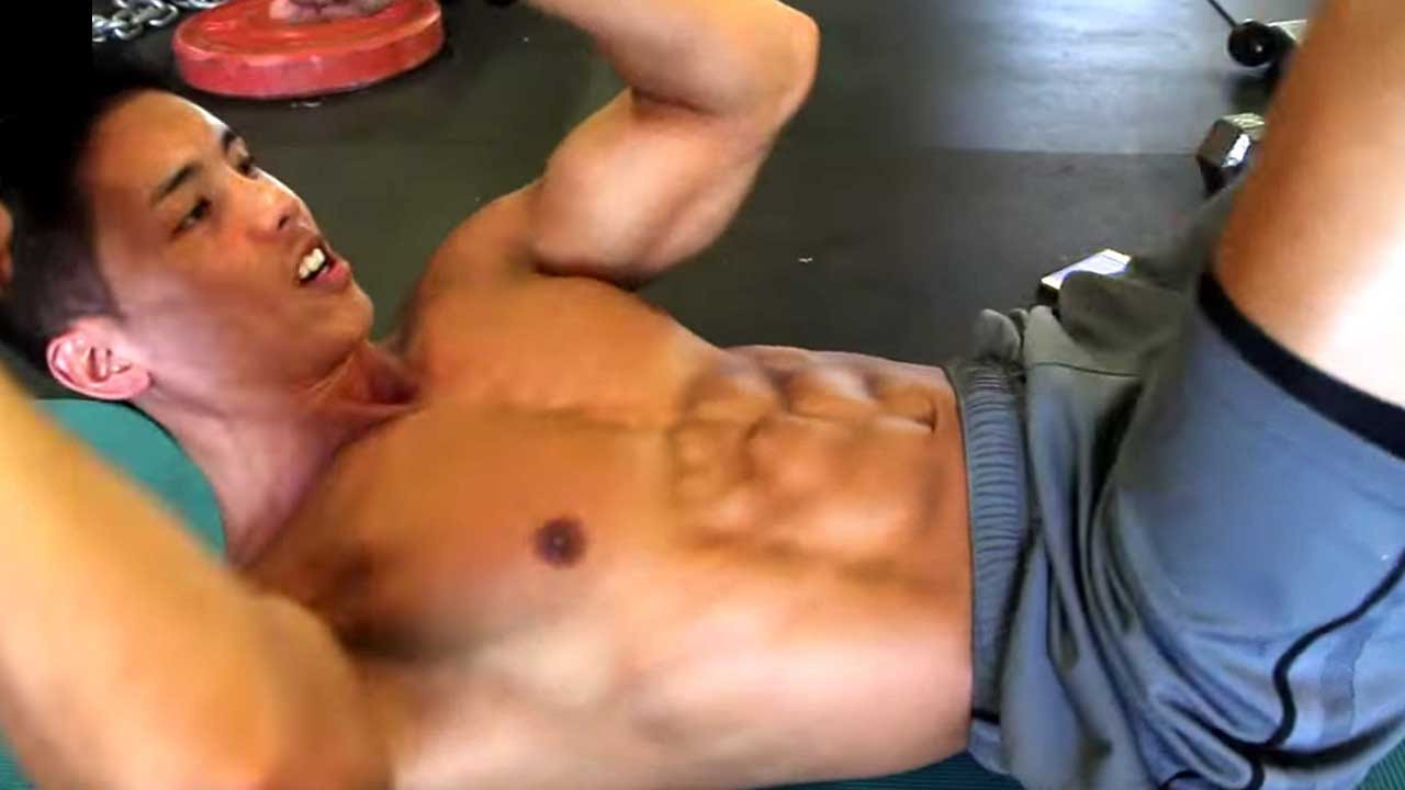 8 Min Abs Workout six pack Abdominal Traning