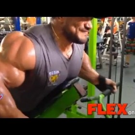 Sırt Geliştirme Program & Back Workout 2014 IFBB