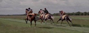 Ascot horse races. Photo source: British Universities Film and Video Council