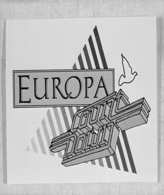 Europa TV logo.