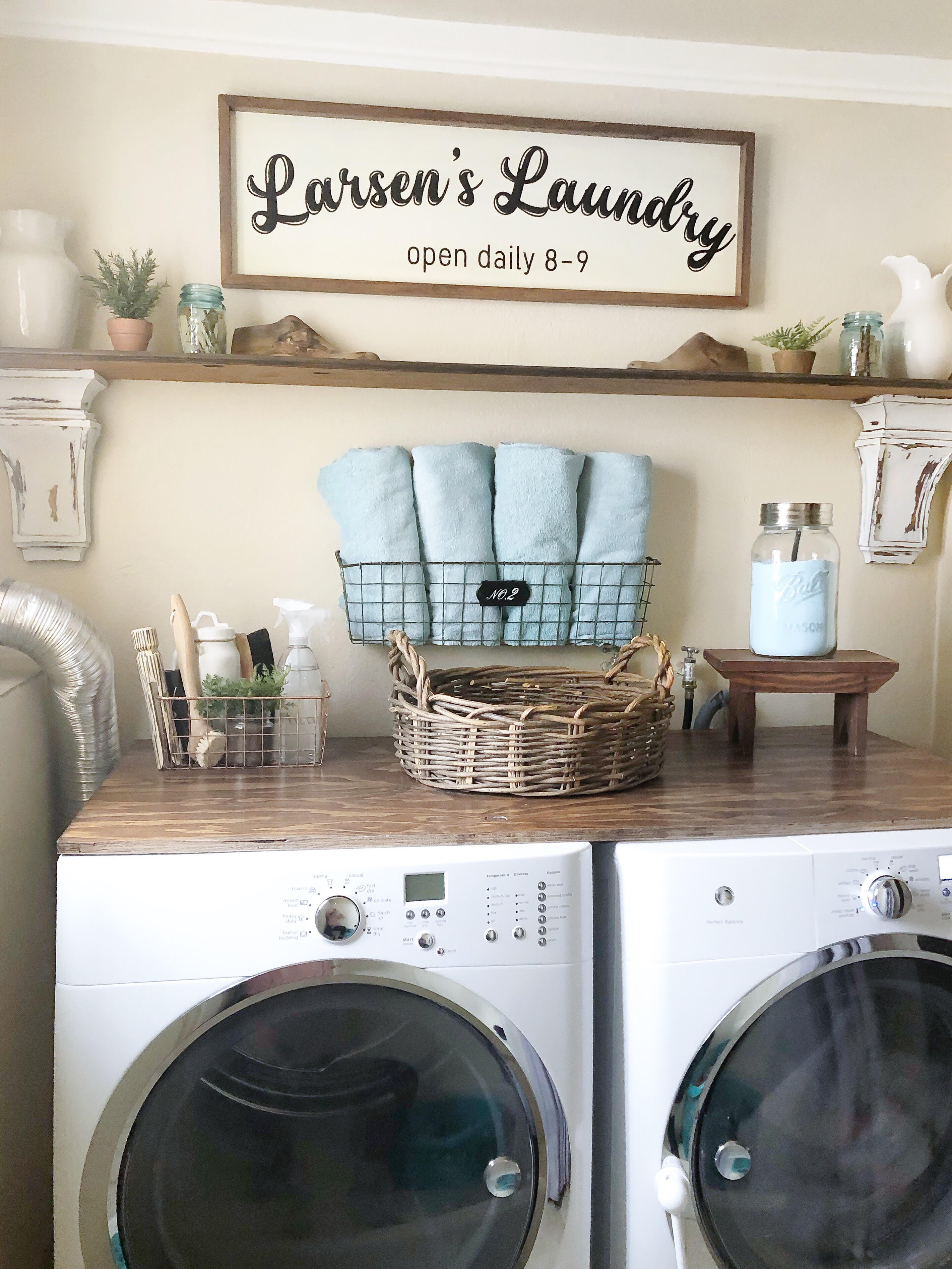 Staging Your Home to Sell on Laundry Decoration  id=90029