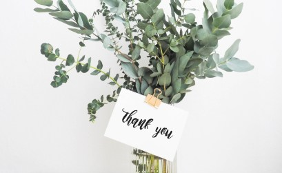 Thank You Cards for your bridal shower