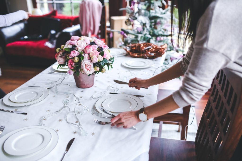 Galentine's Day Dinner Party