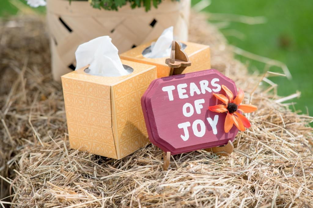 Wedding Tissues