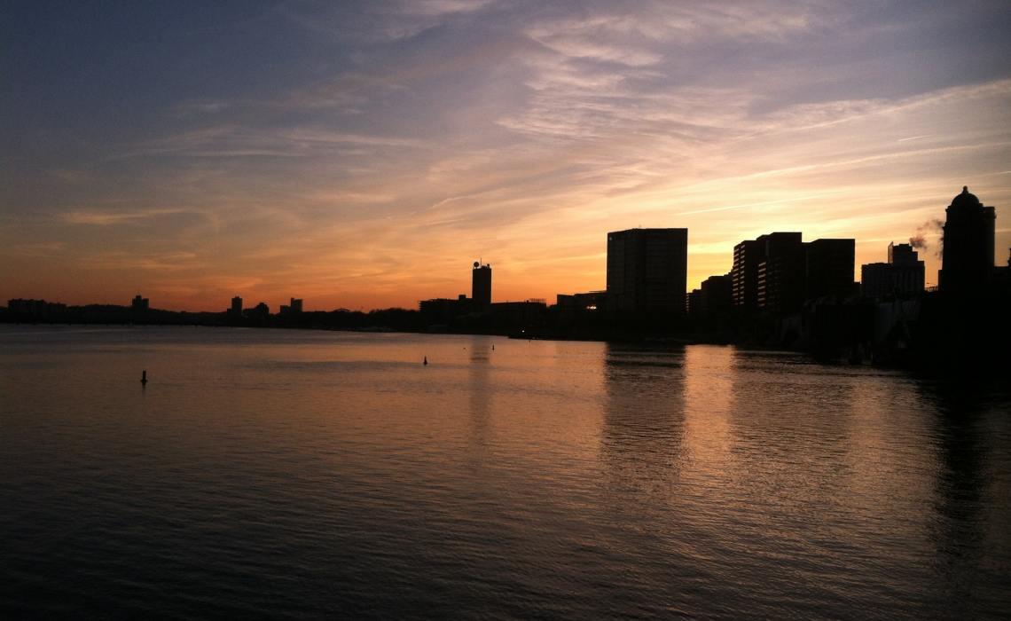 Venues in Boston Skyline