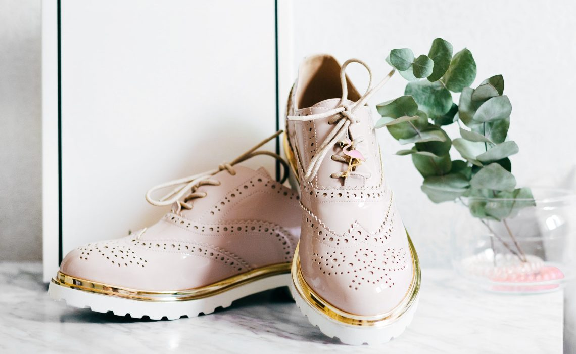Buy Wedding Shoes Ahead of Time