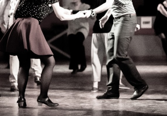 danse de swing