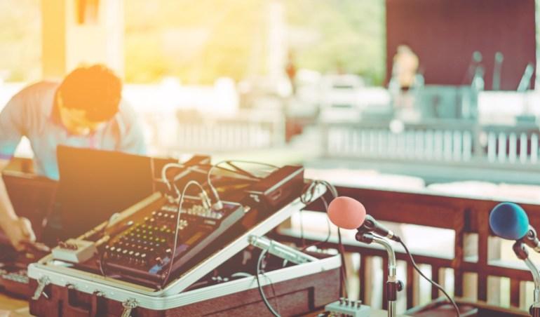 sound technician jobs