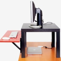 Standing desks: an easy way to make your law firm more productive