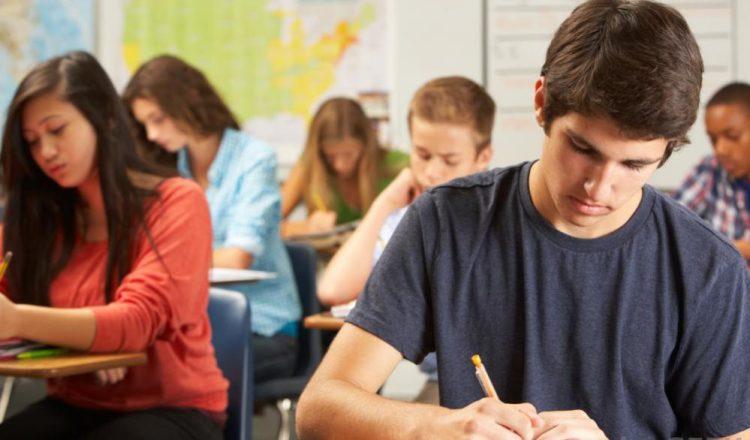 foto google enem teen class test
