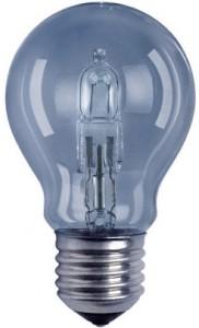 Lampe à incandescence halogène