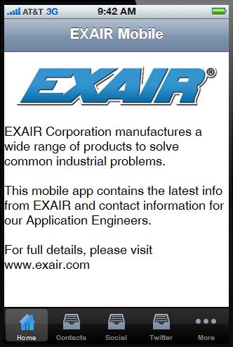 EXAIR Mobile