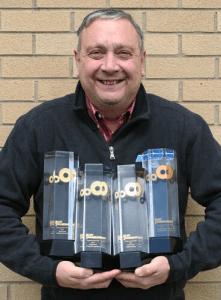 Joe and Awards 2013