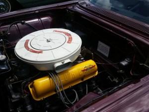 Look at that motor!