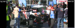 The 2015 Longshore Racing Baja 1000 Starting Launch