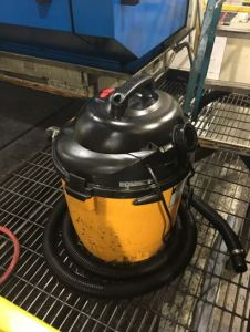Electric Vacuums are prone to clogging, wearing out, and motor failure.