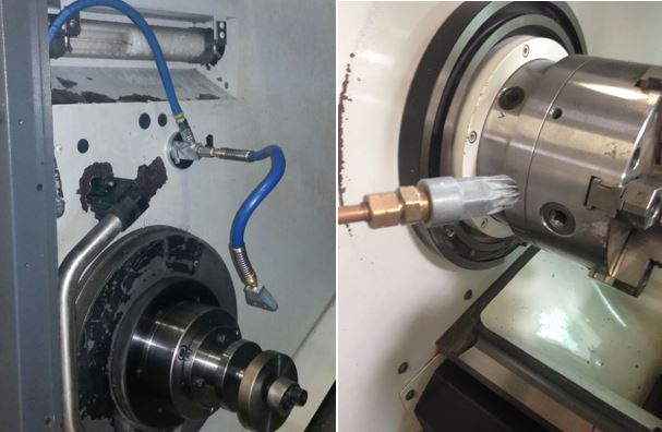 engineered nozzle blow offs