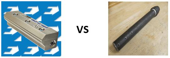 SAK vs drilled pipe