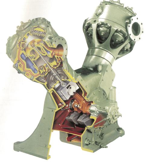 double acting compressor