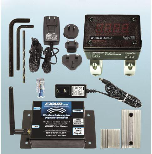 Digital Flow Meter Kit
