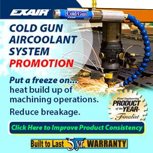 EXAIR Cold Gun Promotion