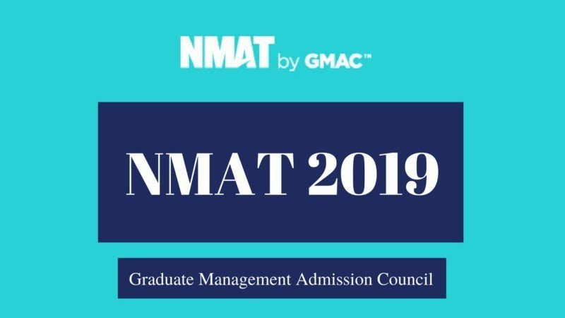 Nmat 2019 Exam Dates  Application Form  Syllabus  Pattern