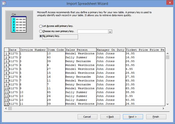 ModelOff 2013 Data Analysis problem - Primary Key