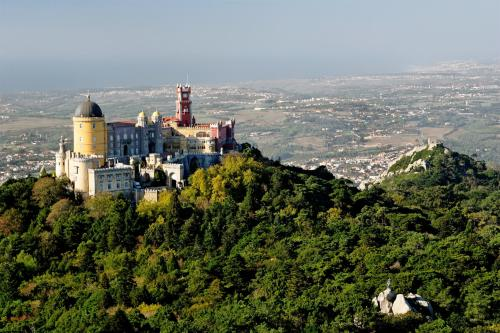 Zomerbestemmingen: Sintra in Portugal