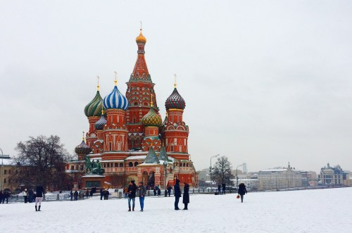 VISA pour la Russie : démarches