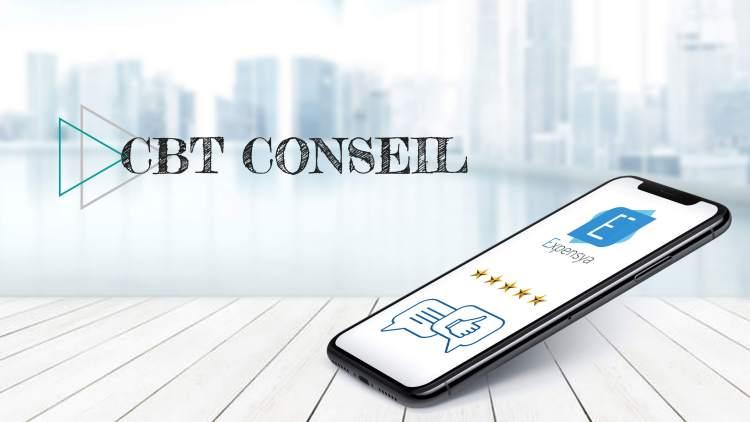 Expensya réinvente la gestion de notes de frais de CBT Conseil