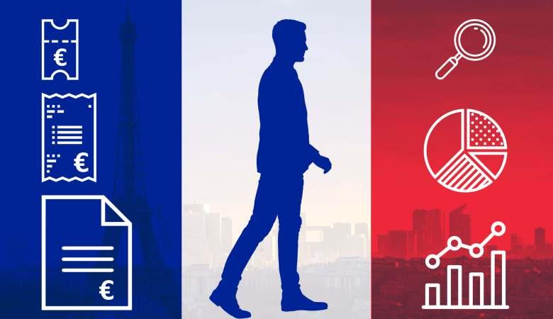 [INFOGRAPHIE] Combien dépense en moyenne un salarié français en notes de frais?