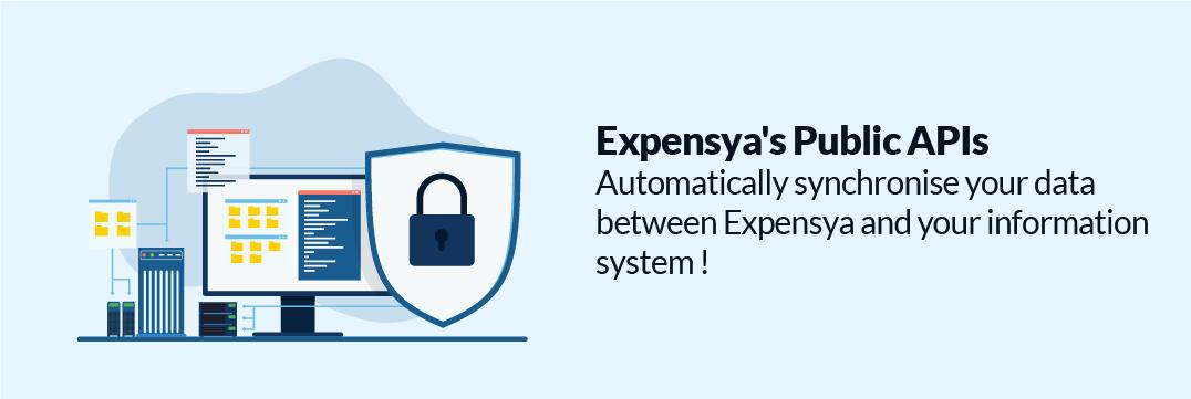 expensya public API