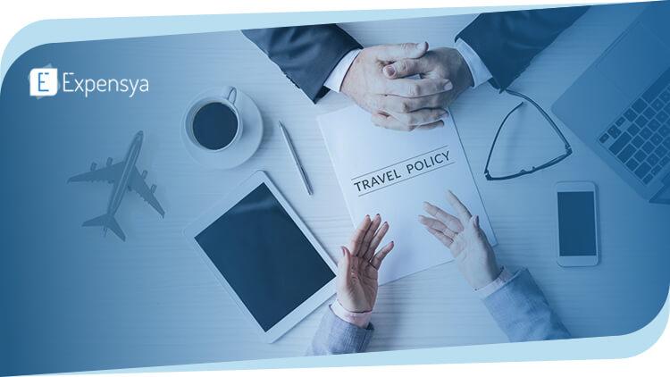política de viajes