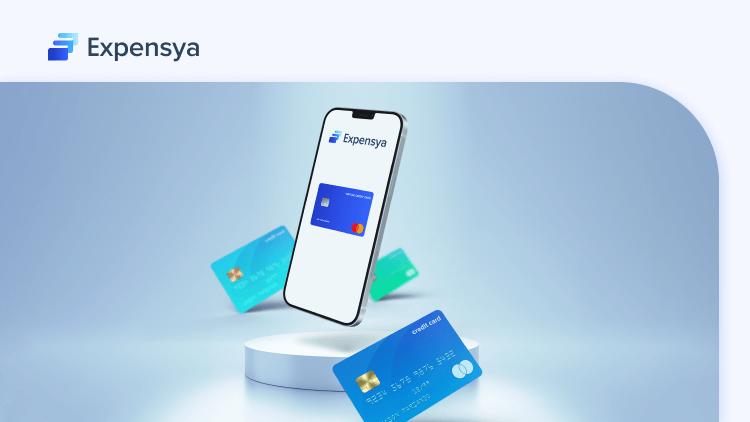 Expensya's virtual card