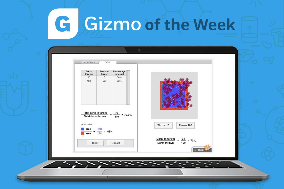Gizmo Of The Week Geometric Probability
