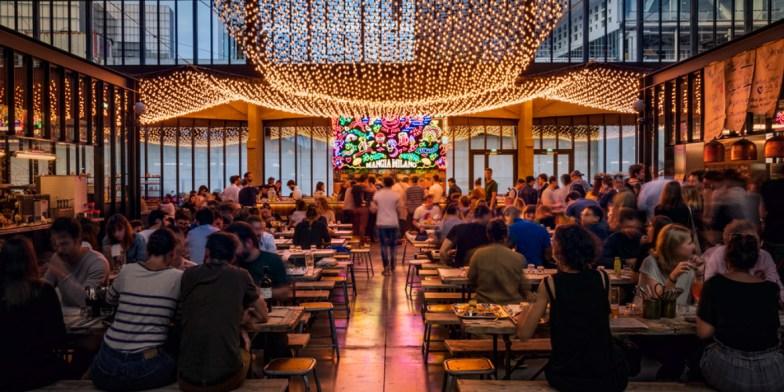 Le Bar de La Felicità avec des extras