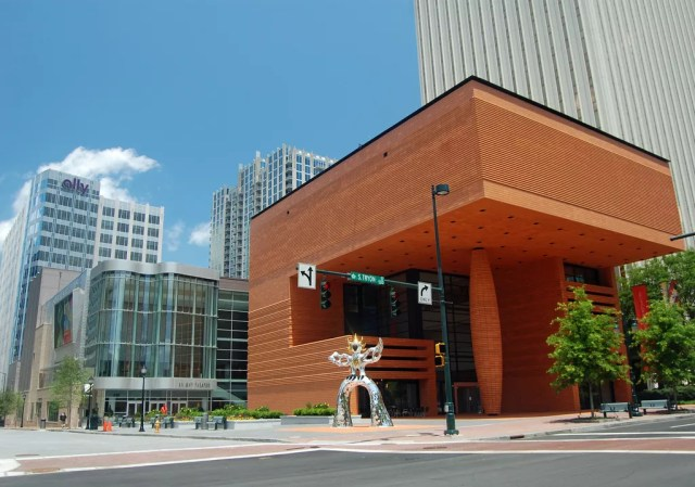 Bechtler Museum of Modern Art in Charlotte, NC