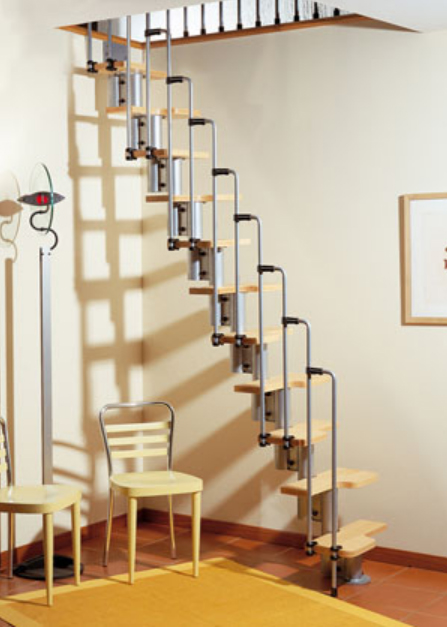 Alternating Tread Stairs - Extreme How-To Blog