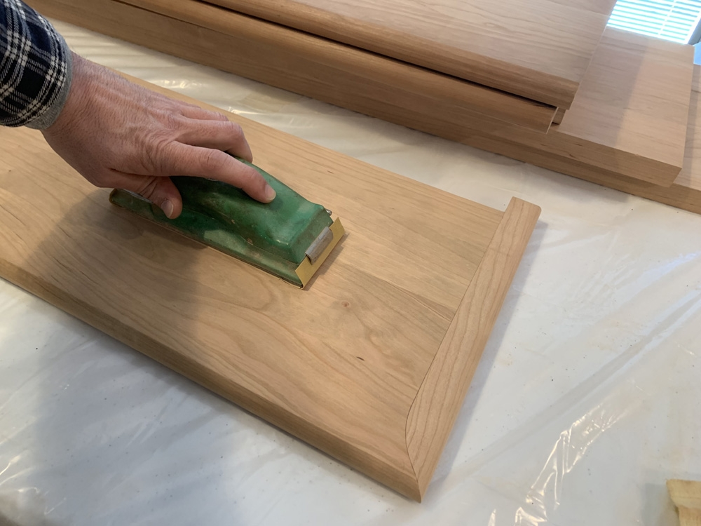 Staining Stair Treads Extreme How To Blog   Sanding And Staining Stairs   Pine   Stair Railing   Wood Stairs   Stair Case   Stair Risers