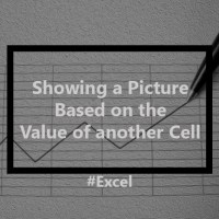 Showing a Picture Based on the Value of another Cell in Excel